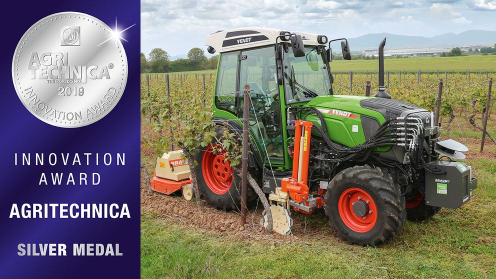 Agricoltura 4.0 e Fendt: il trattore a guida autonoma