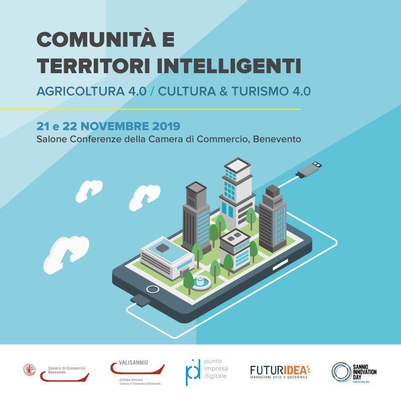Agricoltura 4.0 ed innovazione per le aree interne: il futuro si incontra a Benevento